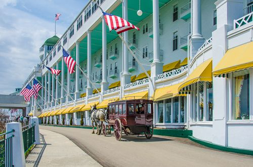Urgent Workers Needed To Work In Grand Hotel Mackinac Island, MI USA.