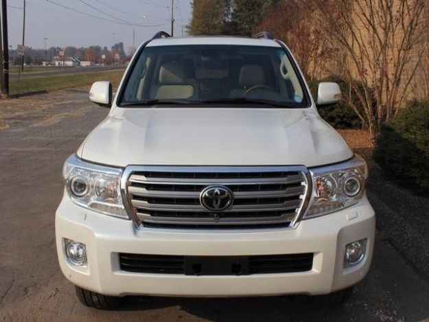 TOYOTA LAND CRUISER SUV FOR SALE